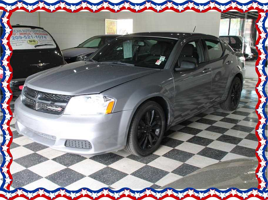 2014 Dodge Avenger from American Auto Depot