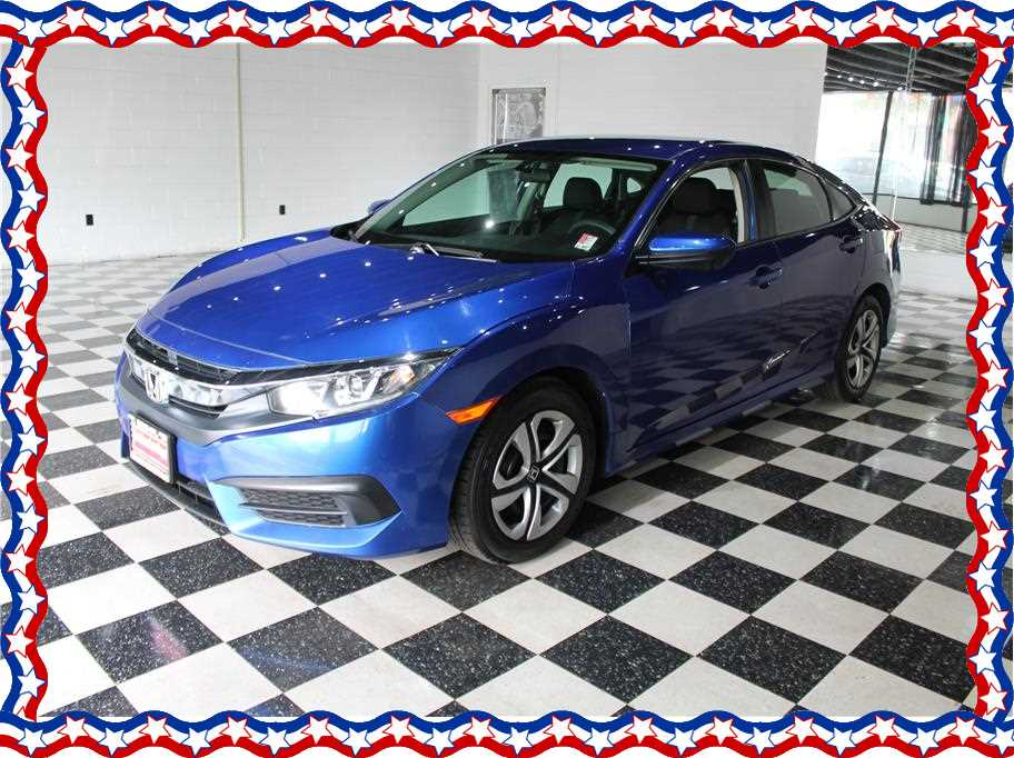 2017 Honda Civic from American Auto Depot