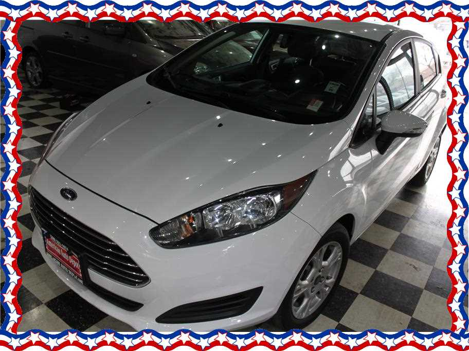 2015 Ford Fiesta from American Auto Depot
