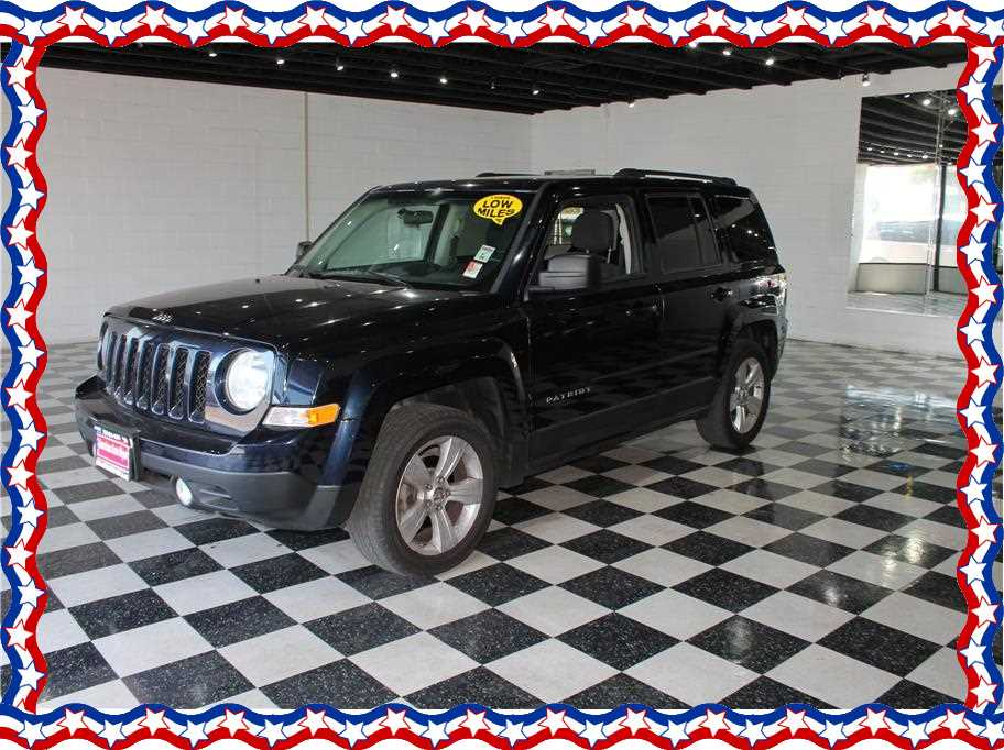 2011 Jeep Patriot from American Auto Depot