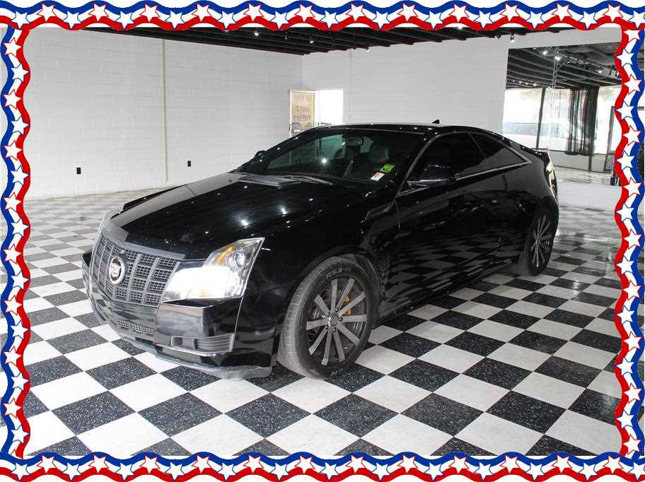 2012 Cadillac Cts From American Auto Depot