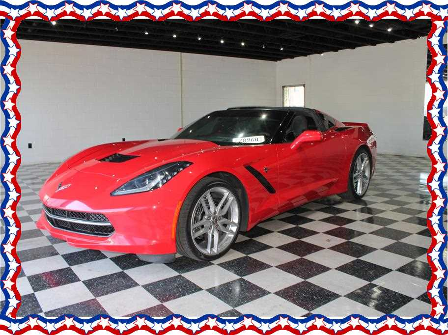 2014 Chevrolet Corvette from American Auto Depot