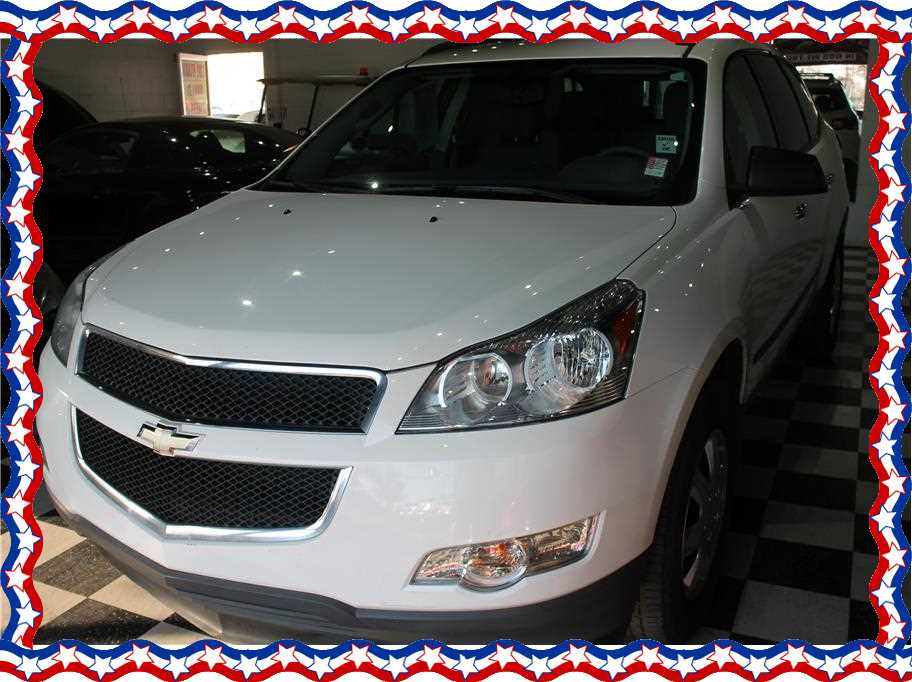2012 Chevrolet Traverse from American Auto Depot