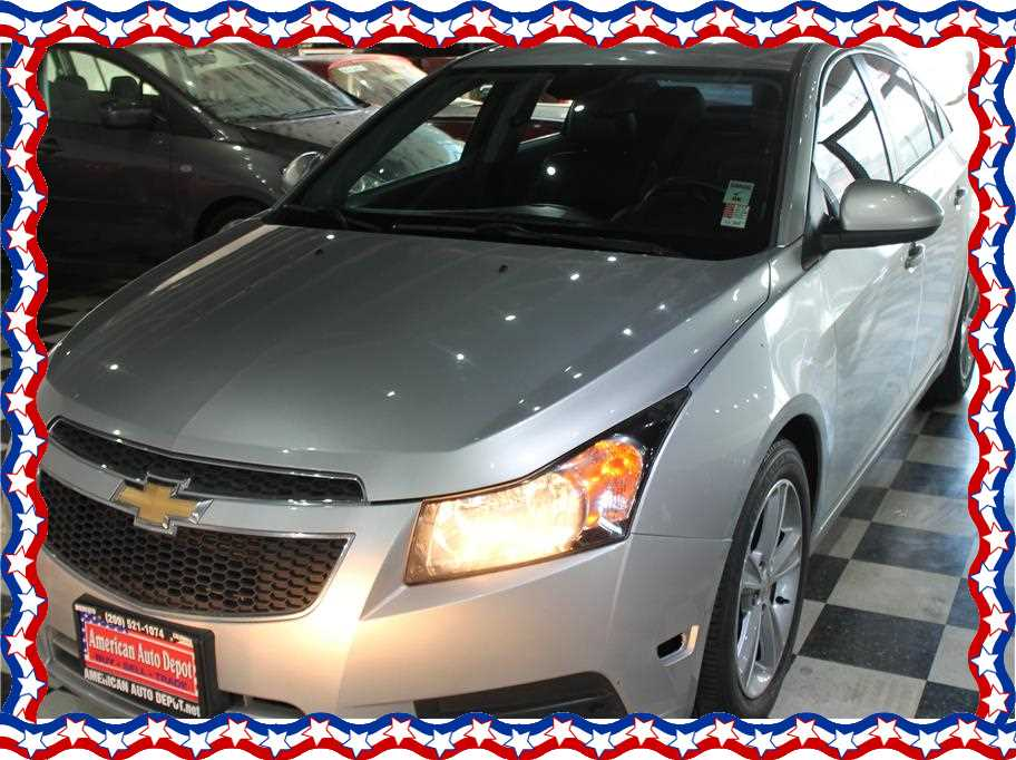 2014 Chevrolet Cruze from American Auto Depot