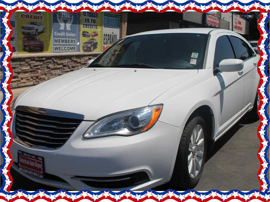 2014 Chrysler 200 from American Auto Depot