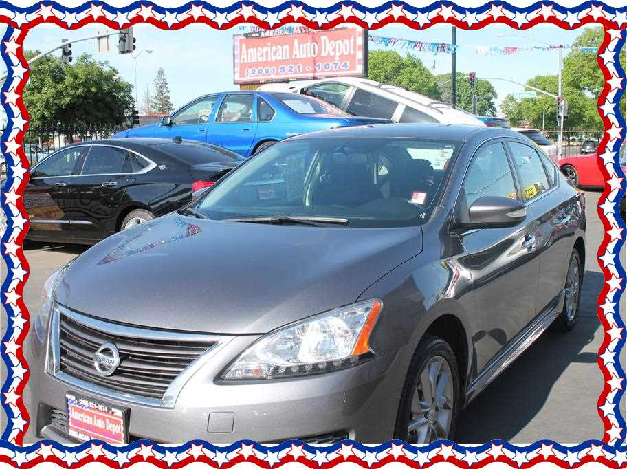 2015 Nissan Sentra from American Auto Depot