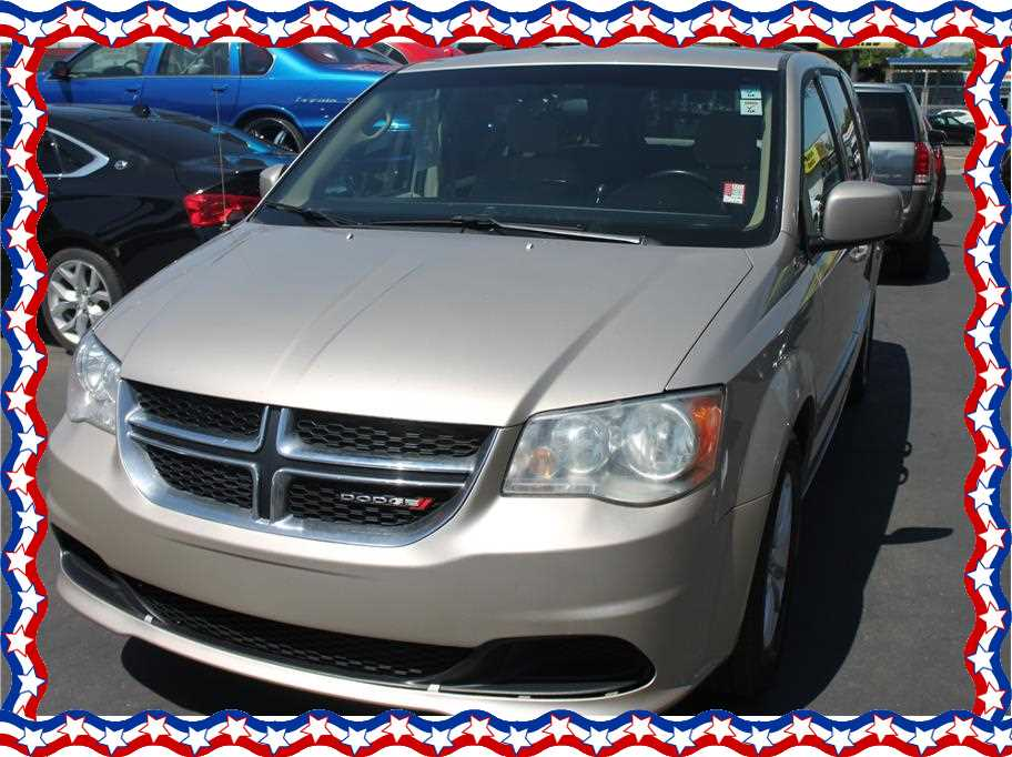 2015 Dodge Grand Caravan Passenger from American Auto Depot