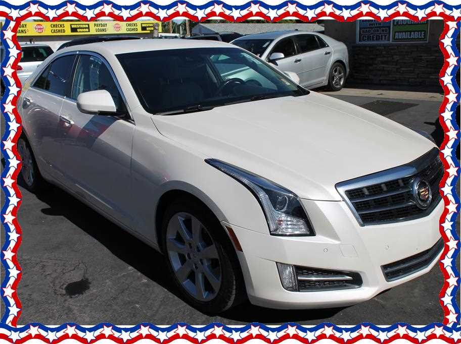 2014 Cadillac ATS from American Auto Depot
