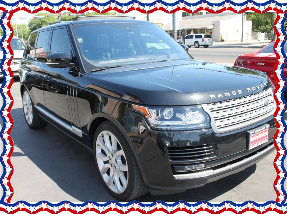 2016 Land Rover Range Rover from American Auto Depot