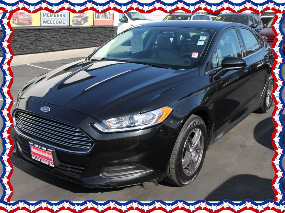 2014 Ford Fusion from American Auto Depot