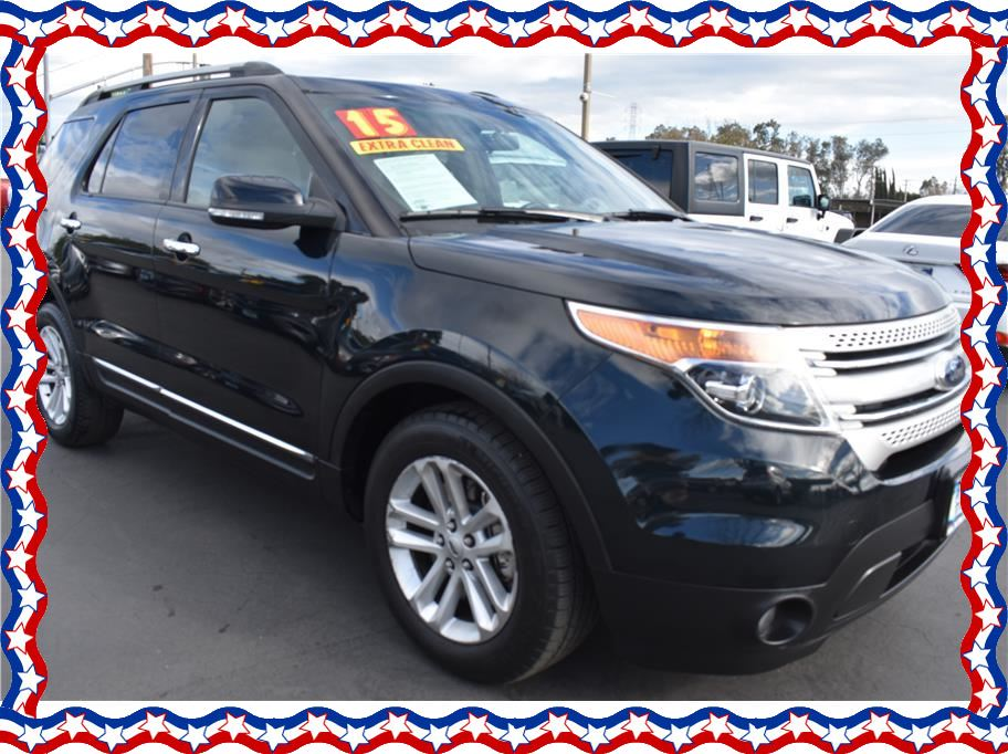 2015 Ford Explorer from American Auto Depot