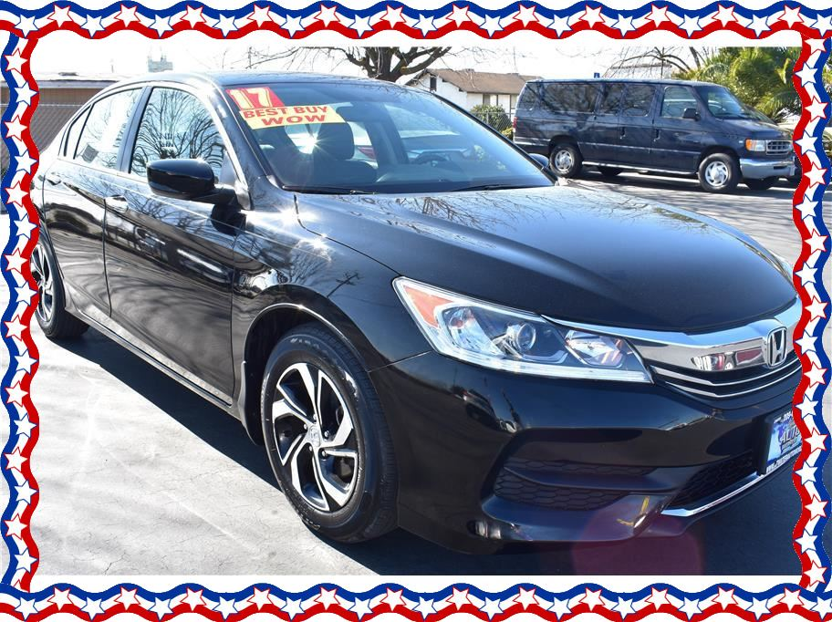 2017 Honda Accord from American Auto Depot