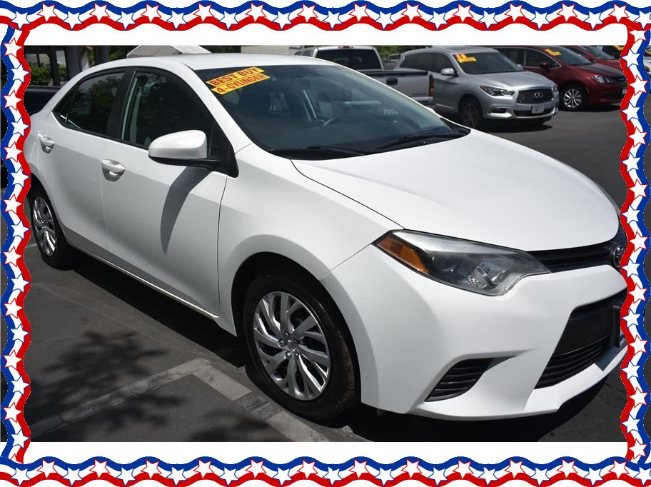 2016 Toyota Corolla from American Auto Depot