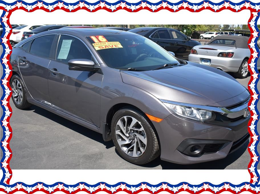 2016 Honda Civic from American Auto Depot