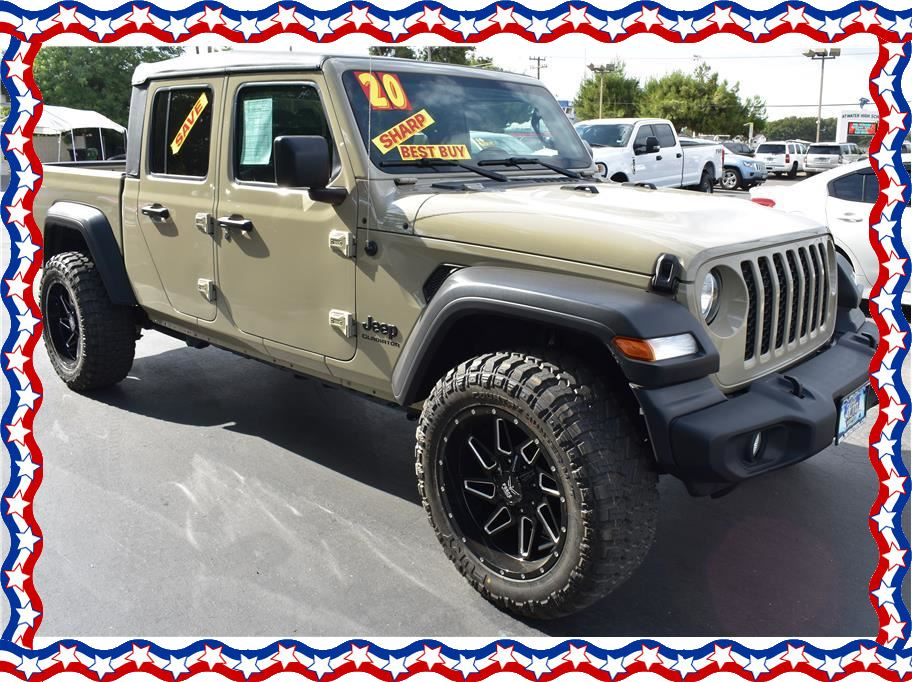 2020 Jeep Gladiator from American Auto Depot