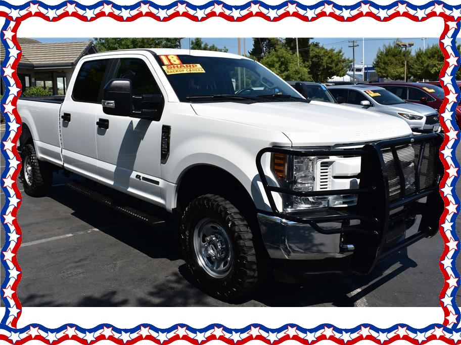 2018 Ford F250 Super Duty Crew Cab from American Auto Depot
