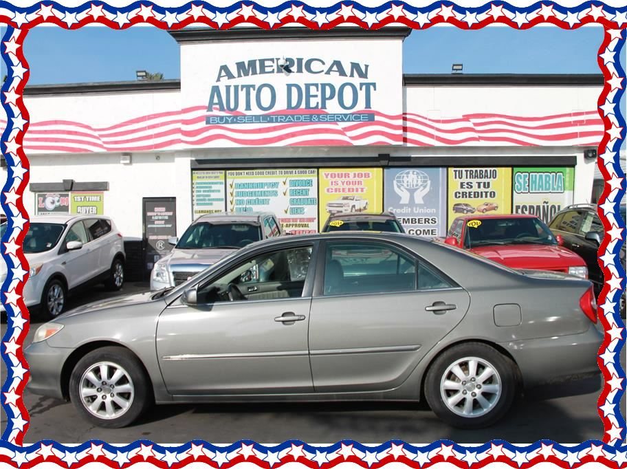 2003 Toyota Camry from American Auto Depot
