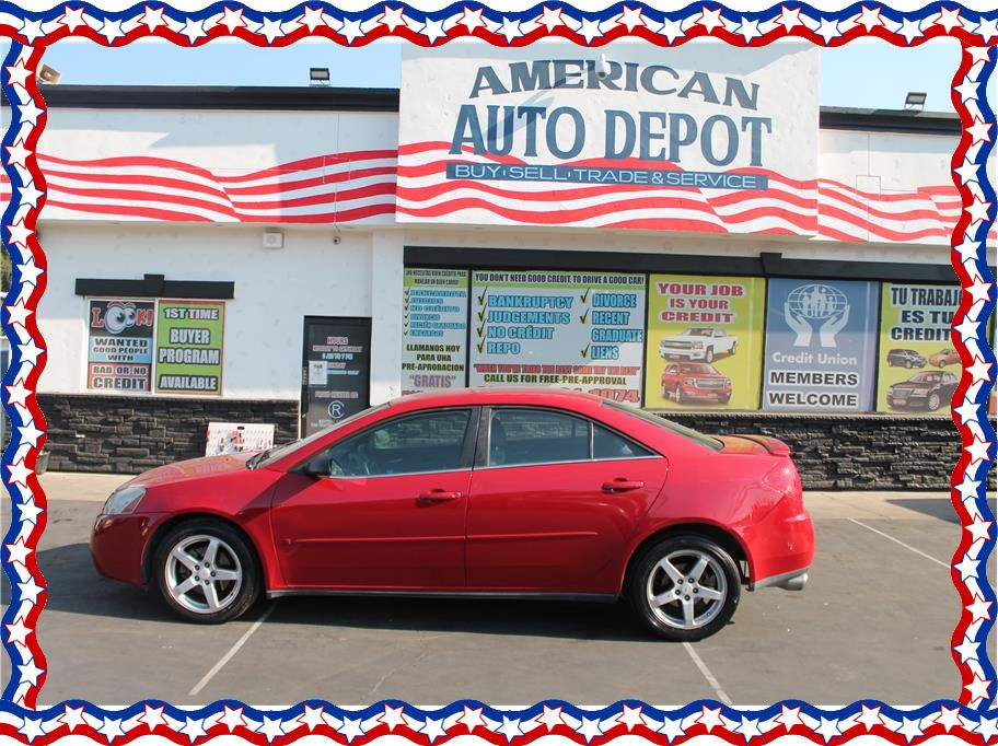2007 Pontiac G6 from American Auto Depot