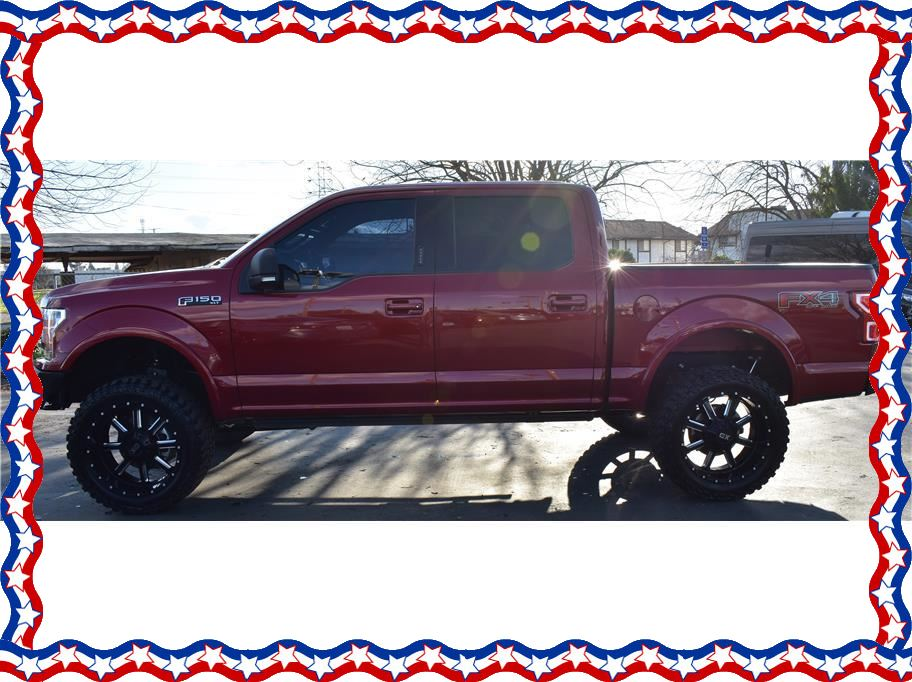 2018 Ford F150 SuperCrew Cab from American Auto Depot