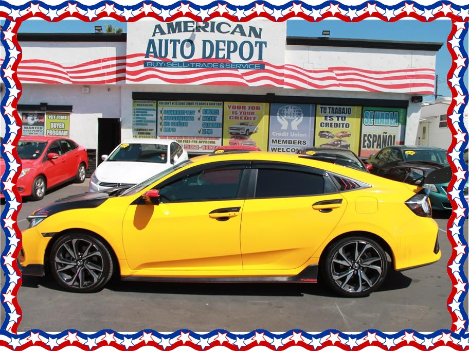 2019 Honda Civic from American Auto Depot
