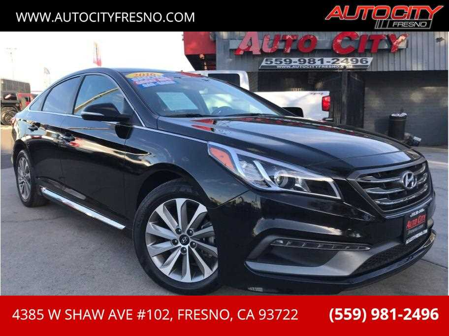2016 Hyundai Sonata from Auto City