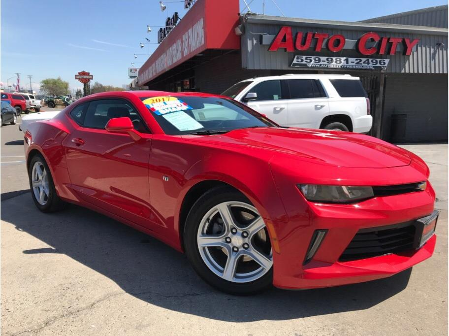 2017 Chevrolet Camaro from Auto City