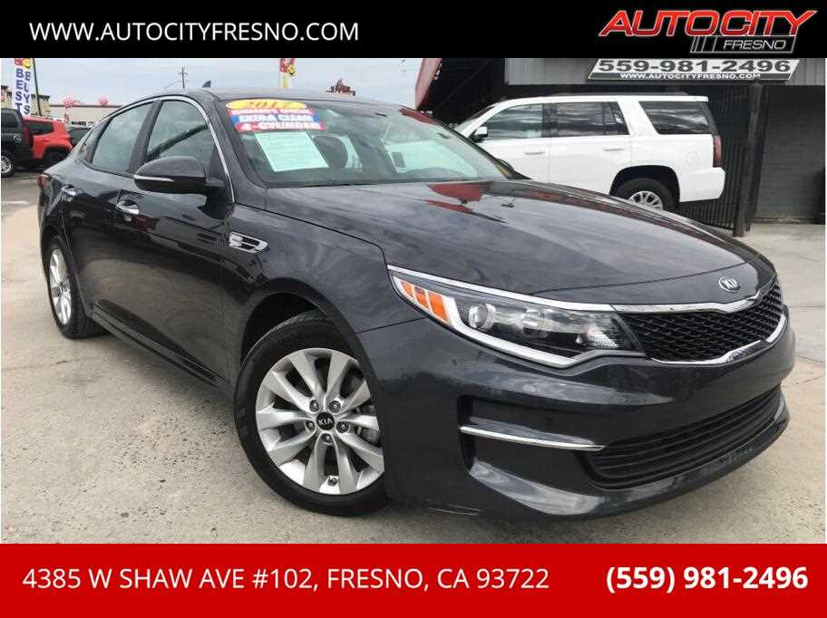 2017 Kia Optima from Auto City