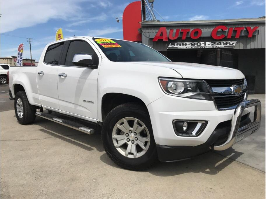 2015 Chevrolet Colorado Crew Cab from Auto City