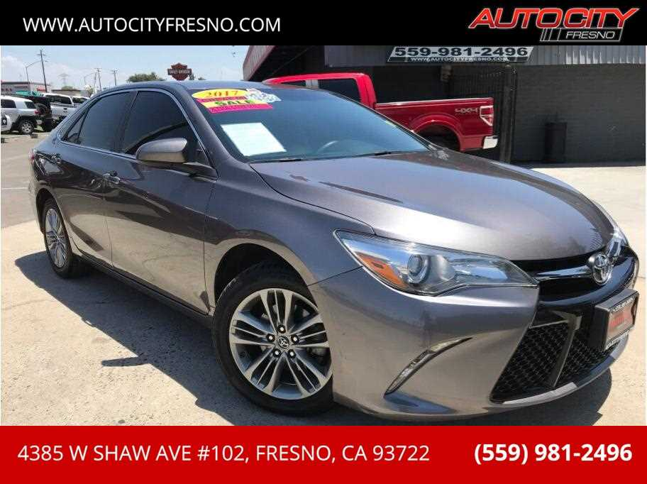 2017 Toyota Camry from Auto City