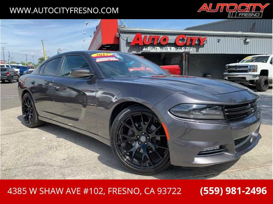 Cars For Sale In Fresno Ca >> 2017 Dodge Charger From Auto City