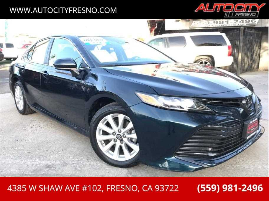 2018 Toyota Camry from Auto City