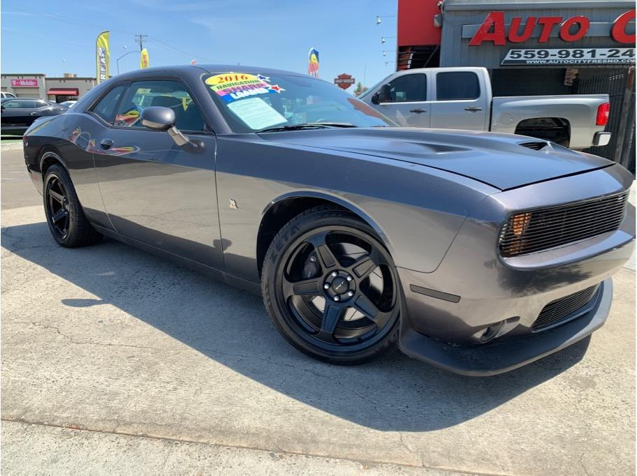 2016 Dodge Challenger from Auto City