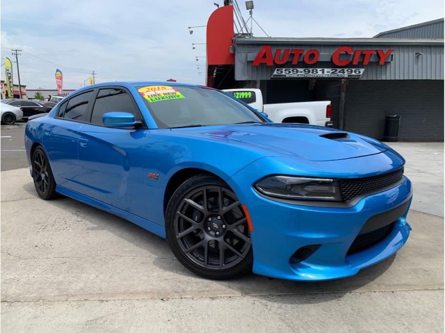 2018 Dodge Charger from Auto City