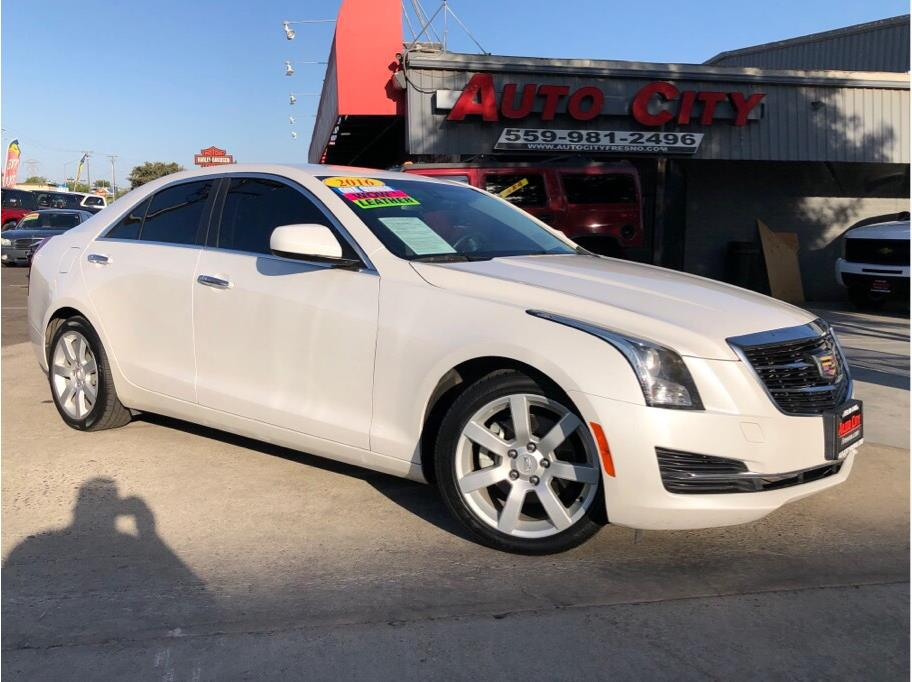 2016 Cadillac ATS from Auto City
