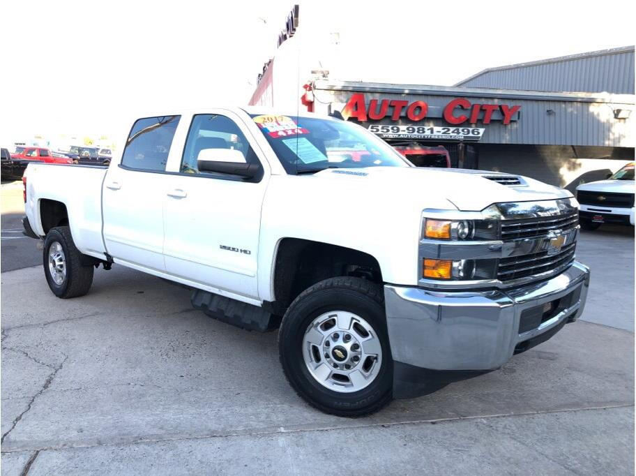 2017 Chevrolet Silverado 2500 HD Crew Cab from Auto City