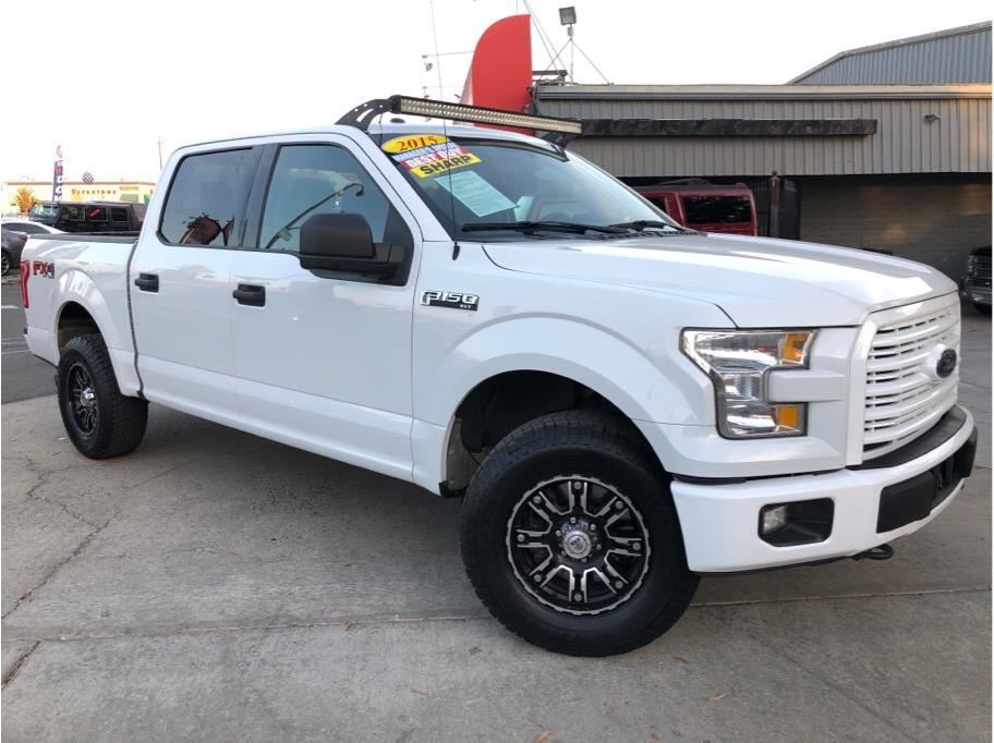 2015 Ford F150 SuperCrew Cab from Auto City