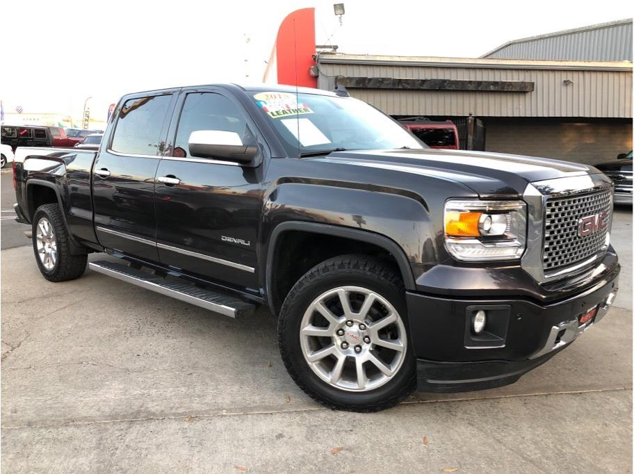 2015 GMC Sierra 1500 Crew Cab from Auto City