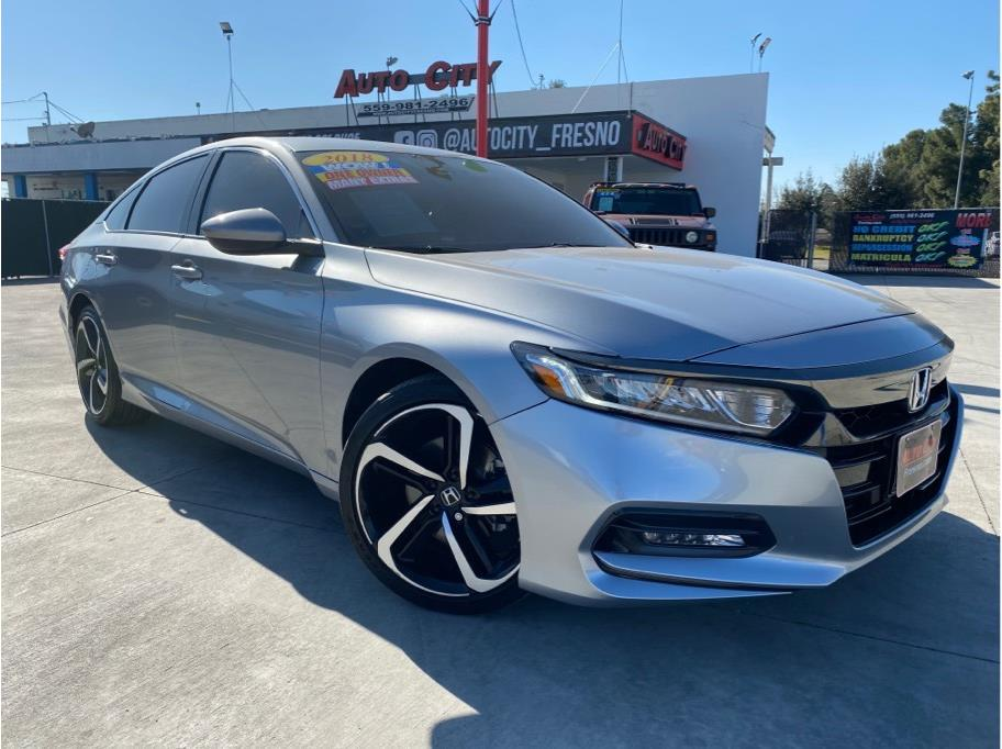 2018 Honda Accord from Auto City