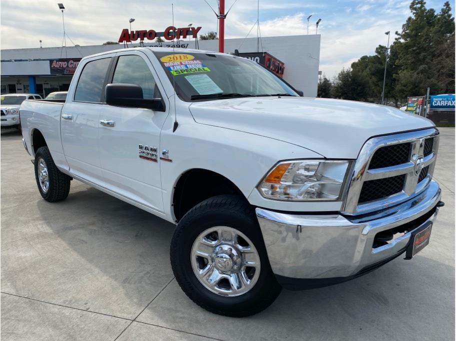 2018 Ram 2500 Crew Cab from Auto City