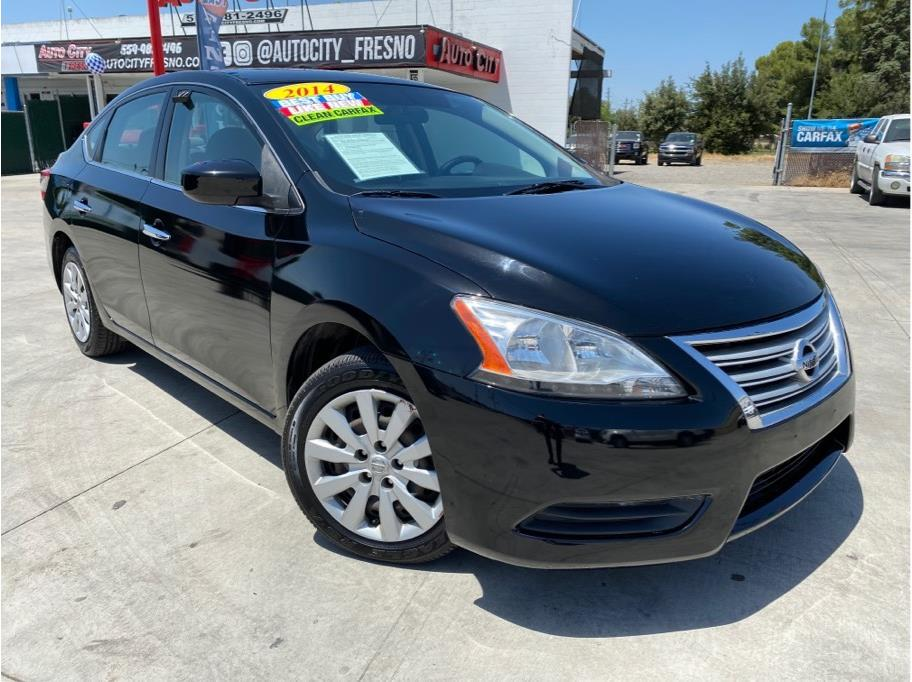 2014 Nissan Sentra from Auto City