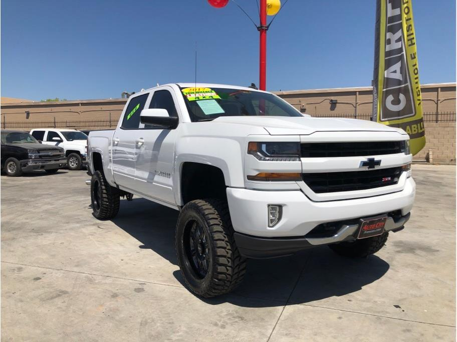 2017 Chevrolet Silverado 1500 Crew Cab from Auto City