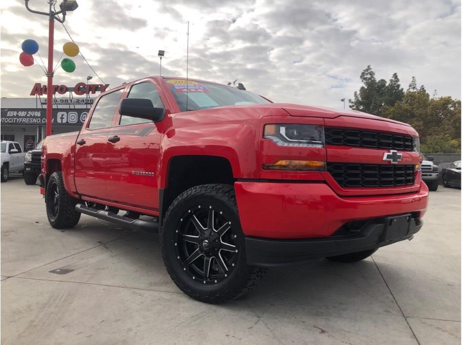 2018 Chevrolet Silverado 1500 Crew Cab from Auto City