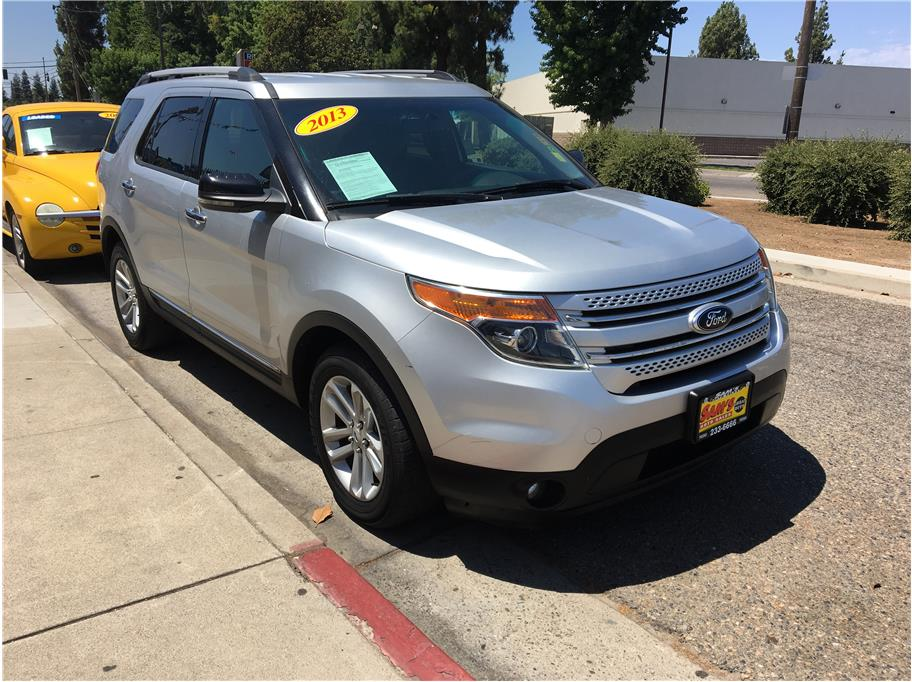 2013 Ford Explorer from Sams Auto Sales II