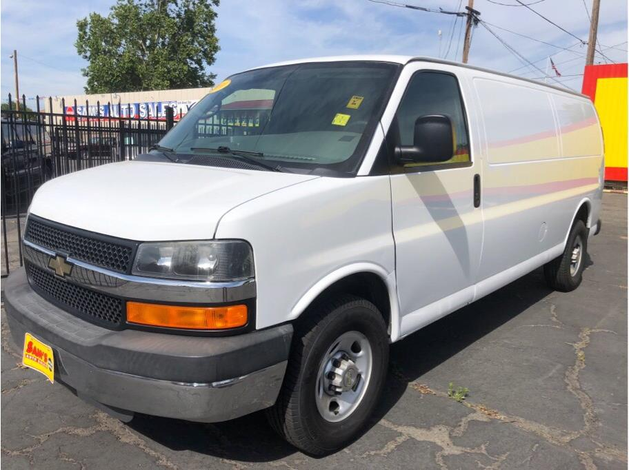 2010 Chevrolet Express 2500 Cargo from Sams Auto Sales