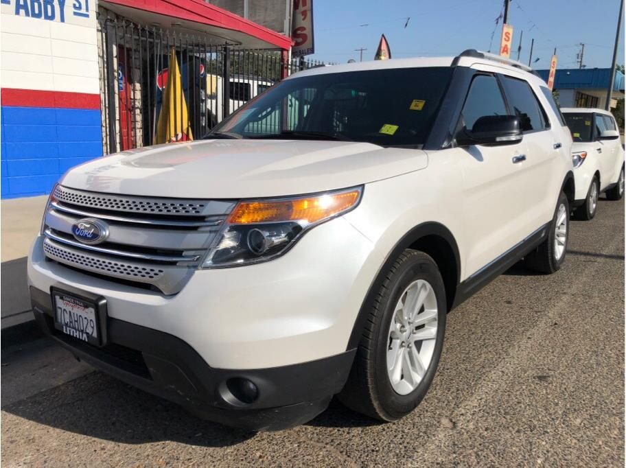 2014 Ford Explorer from Sams Auto Sales