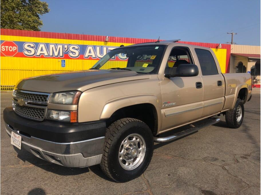2005 Chevrolet Silverado 2500 HD Crew Cab from Sams Auto Sales