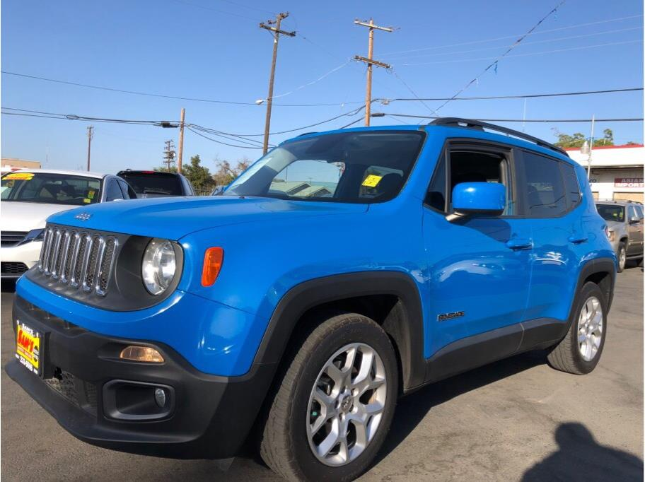 2015 Jeep Renegade from Sams Auto Sales II