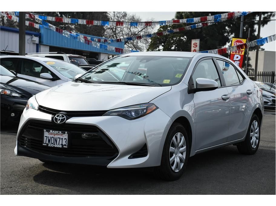 2017 Toyota Corolla from Sams Auto Sales
