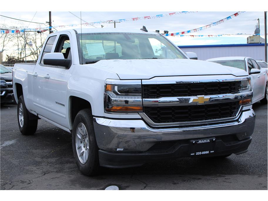 2018 Chevrolet Silverado 1500 Double Cab from Sams Auto Sales