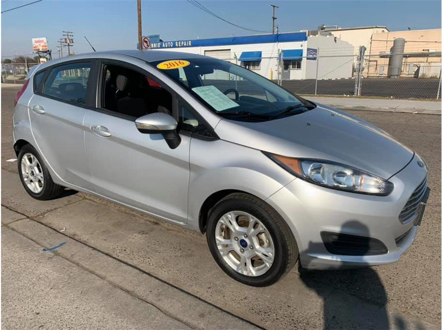 2016 Ford Fiesta from Sams Auto Sales II